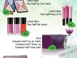 New spring products are here!