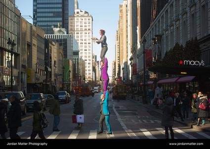 Cirkopolis Photoshoot with Jordan Matter