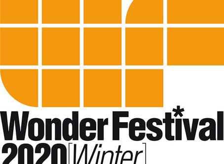 Wonder Festival 2020 - Winter