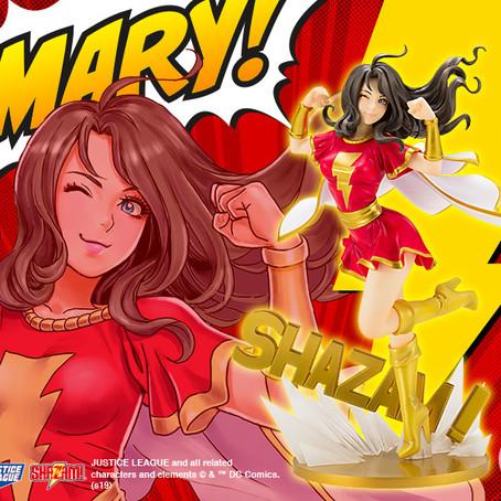 DC: Mary Marvel