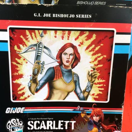 Scarlett Production Insight!
