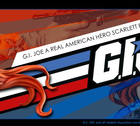 G.I. Joe: Scarlett!