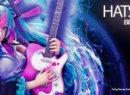 BISHOUJO ReMIX - Hatsune Miku