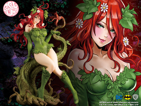 Poison Ivy Returns!
