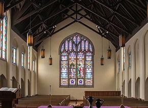 Camp Hill Presbyterian Church - Sanctuary - Walnut Street Stained Glass Window.jpg