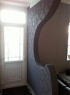 structure a peindre 3D baroque moderne - a2gf - peinture deco cholet - guillaume hery