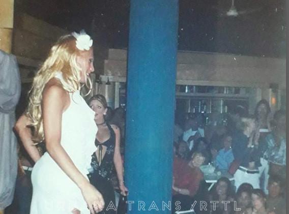 Año 2002 Reynado Mar del Plata