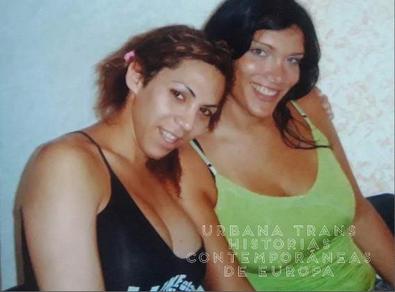 Belen y Fernanda Vanclauser