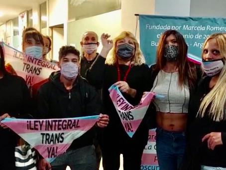 Argentina va por una Ley Integral Trans.