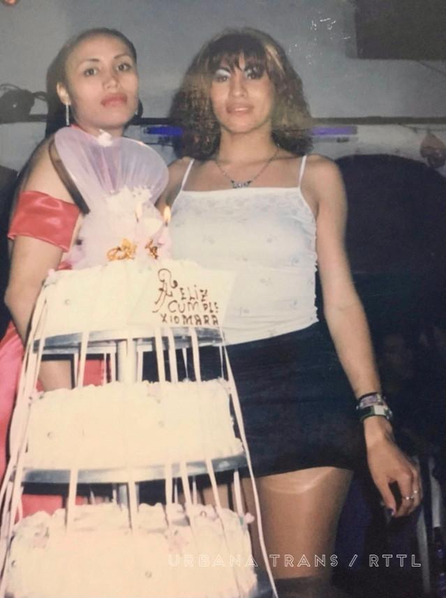 Cumpleaños Xiomara año 1999