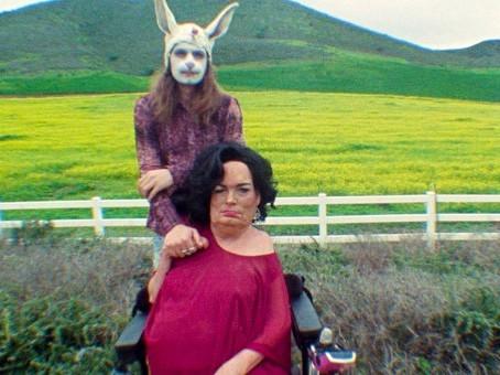 """Fallece Sandie Crisp, la actriz transexual conocida como """"The Goddess Bunny""""."""