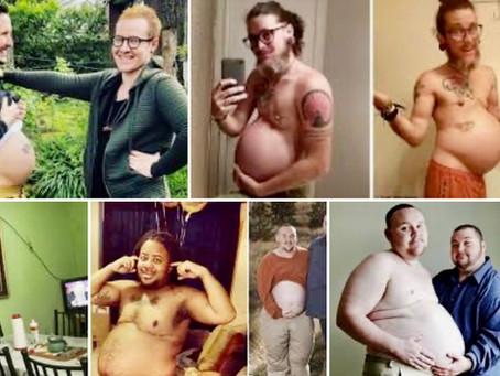 Hombres Trans embarazados.