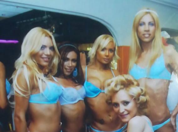 Belen Ponce,Pilar,,Pato,Azul