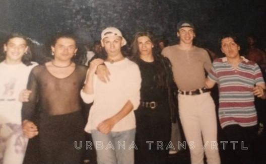 Año 1990 Discoteca Bunker Argentina