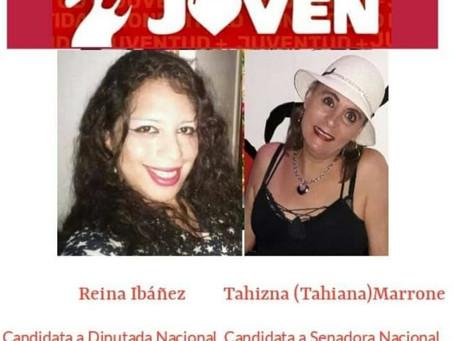 Proyecto Joven en Santa Fe Argentina, apuesta con diputada y senadora Trans.