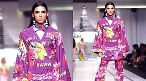 Kami Sid, la primera modelo Trans pakistaní.