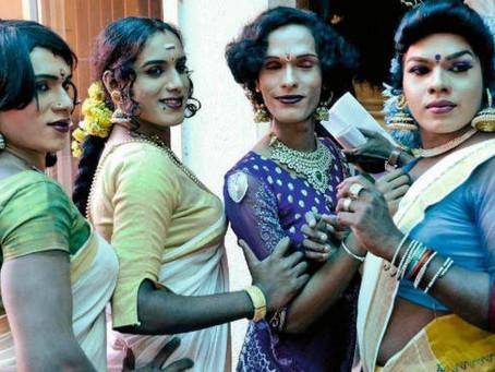 El tercer sexo, HIJRA (Transexual) en la India.