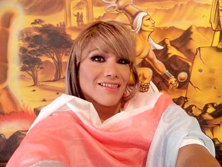 Gabriela Chumacero Rodríguez ,su larga batalla por los derechos Trans en Puebla, Mexico.
