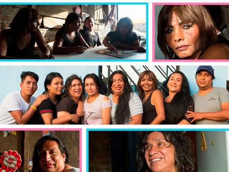 """La primera casa para la poblacion Trans en Lima  """"Casa Trans de Lima Este """"."""