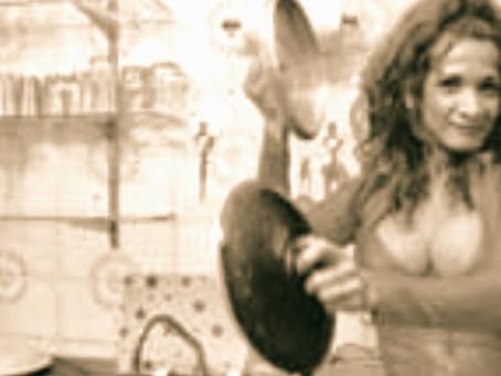 Nadia Echazú ,fue un pilar fundamental del activismo Trans.