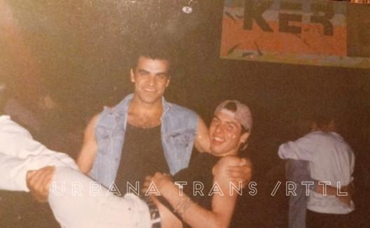 Año 1990 Discoteca Bunker