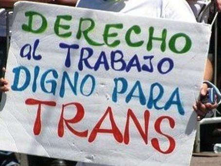 Mujeres Trans en Chile: 93% ha sido discriminada y el 43% no estudia.