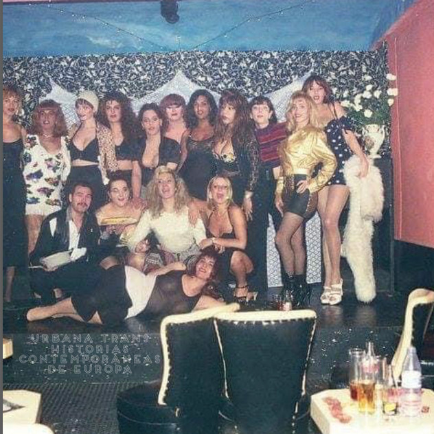 discoteca Sachas Madrid España