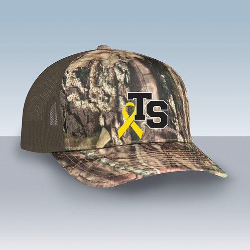 Breakup/Chocolate Camo Hat