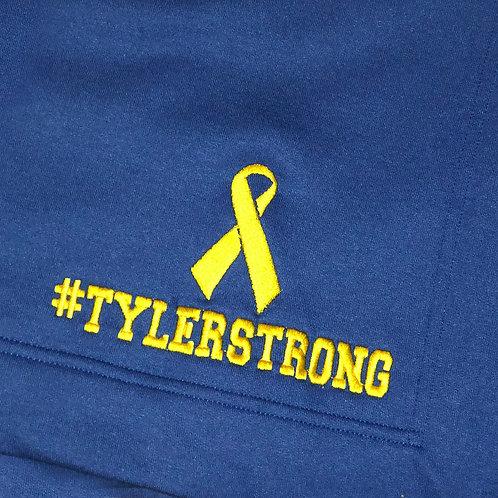 Tyler Strong Blanket