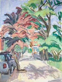 Nemtzow Red Tree Bright Day oil paper (1).jpg
