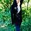 Thumbnail: LINDHOLM HØJE Frauen Hoodie Dress - Stick