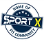 SportX Logo Home of.png
