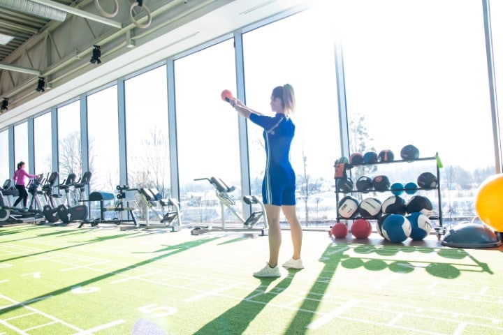 EMS-Training-im-Fitnesstudio