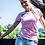 Thumbnail: LINDHOLM HØJE Frauen Essential Organic Shirt - Stick