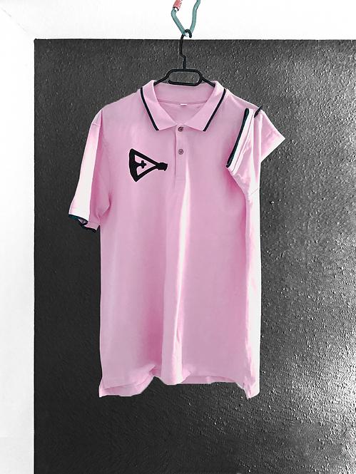 HEJDE Männer Tipped Poloshirt - Stick