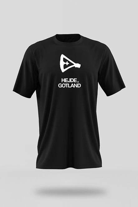 HEJDE Männer Organic Favourite Shirt - Druck