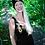 Thumbnail: BIRKA Frauen Curved Vest Dress - Stick