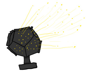 Build Your Own Star Projector