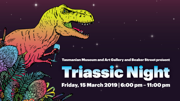 Triassic Night at TMAG