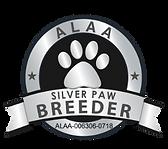 Lofkulla Labradoodles ALAA Silver Paw Lo