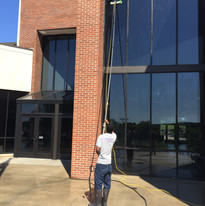 Commercial Window Cleaning Albemarle