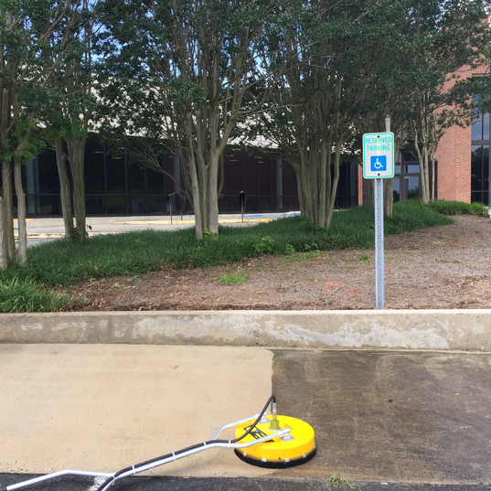 Concord Commercial Powerwashing