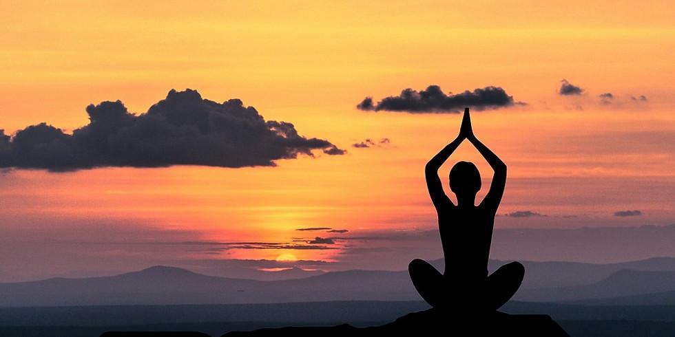 Feminine Energy Meditation Class
