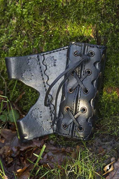 Porte épée en cuir