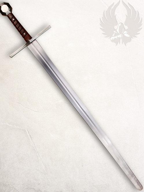 épée de frappe en acier 1