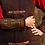 Thumbnail: Brassards en cuir cloutés