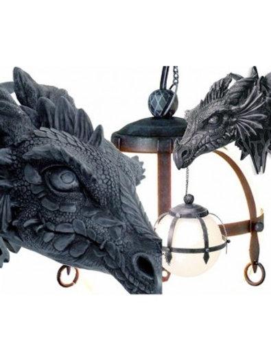 Dragon Wandleuchte