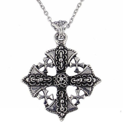 Pendentif Croix de Jerusalem