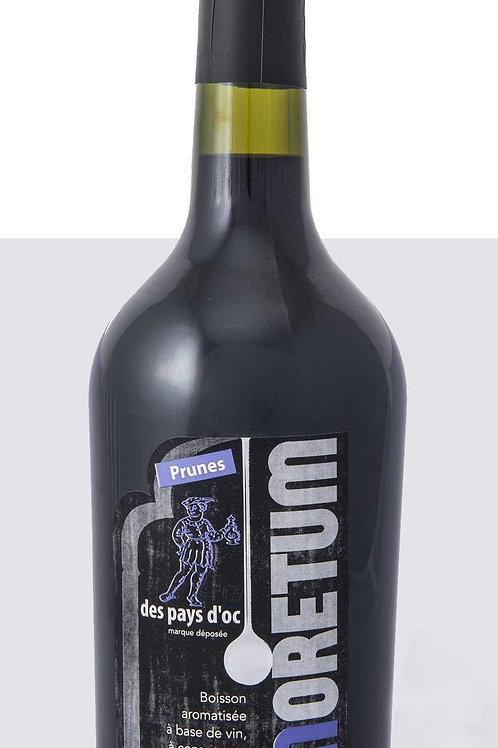 Moretum aux Prunes