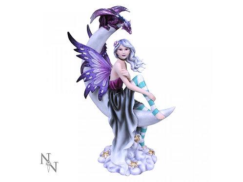 Fée lune et dragon